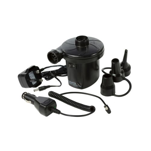 Recharge Pump Black